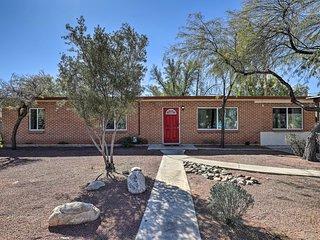 NEW! Family-Friendly Escape: Downtown Tucson 4 Mi!