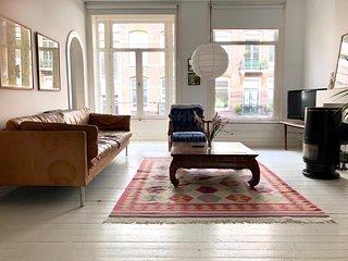 Artist Oud West Home / light & spacious