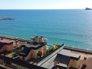 Precioso apartamento en la playa de Poniente