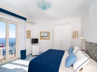 Luxury villa in Positano with private swimming pool