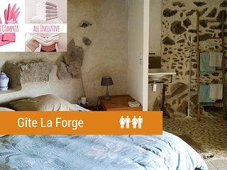 LA FORGE 'Pyrénées mon Amour' 3 personnes