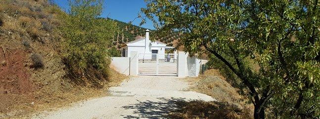Vakantiehuis Villa Lucas Andalusie - Costa del Sol Spanje, vacation rental in Colmenar