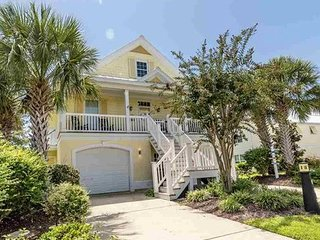 Gated Community, Beach Access, 5 Bedroom, 4.5 Bath