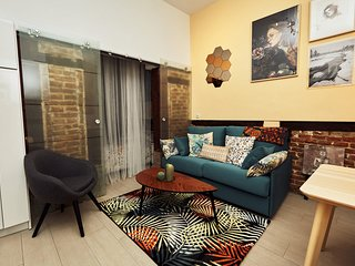Beautiful Contemporary Apartment with One Bedroom in Madrid