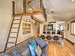 NEW! Downtown Telluride Condo Steps to Ski Lift!