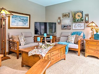 NEW! Family Home w/Deck on Lake Sara: Pets Allowed