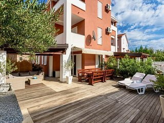 Apartment 4684-1 for 4 Pers. in Baška