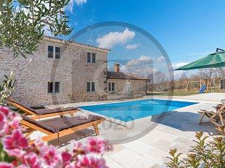 Beautiful home in Visnjan w/ Outdoor swimming pool, Outdoor swimming pool and 3