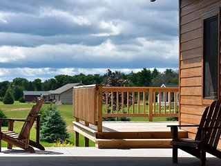Dells Reunion Ranch at Spring Brook Resort | Brand New 2 Story Chalet