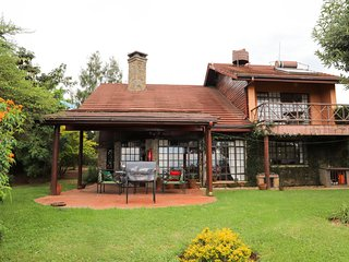 Francolin Cottage at Great Rift Valley Lodge & Golf Resort Naivasha