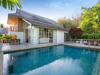 Spacious villa in Casa Sakoo resort