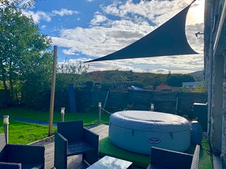 Sleeps 10 Snowdonia North Wales Nr Zip World