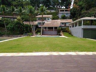 Casa Frente Mar Praia Particular - Angra do Reis