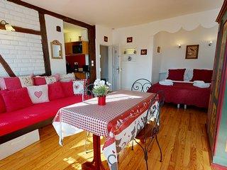 L'appartement Turenne **** (Le Clos Bartholdi)