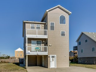 Bailey's Irish Dream | 630 ft from the beach | Private Pool, Hot Tub | Nags Head