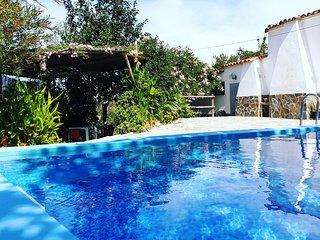 Casa Rural Paraje de Chanza en la Sierra de Huelva