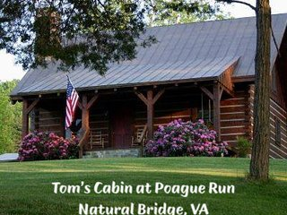 Tom's Cabin at Poague Run