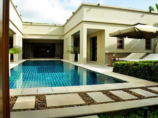4 beds 'Residence resort and Spa retreat' villa, Bangtao beach