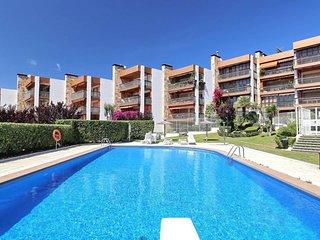 Apartamento en alquiler en Roses centro con piscina -C. Ramon