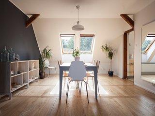 Sopot Apartment Sleeps 8 with WiFi - 5813664