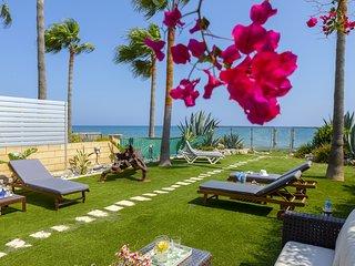 Beachfront Villa Meneou 3