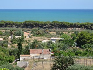 5 Star Apartment in La Marina Village -- Wow Sea Views - 700m To Blue Flag Beach