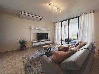 Modern 3 Bedroom Ocean View Condo at Solarea Beach Resort