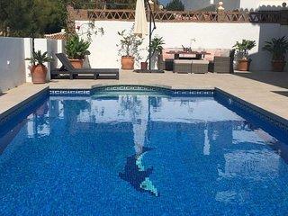 4 Bedroom Villa with Private Pool and Sea Views La Cala de Mijas