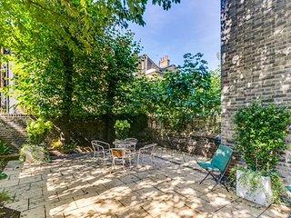 Chelsea garden flat