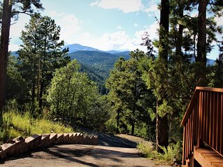 Mountain Majesty - Cozy Cabins Real Estate, LLC. - Ruidoso NM