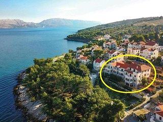Sonja  - amazing location by the sea: A13(4+2) - Postira