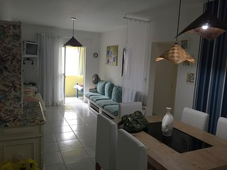Apartamento em Barra Velha 3 quartos 200 metros da praia até 8 pessoas