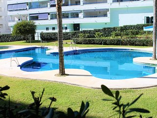Suitur apartment with pool at Terrazas La Marina