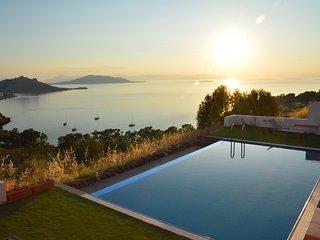 Aegina Sunset Villas - Villa Harmonia