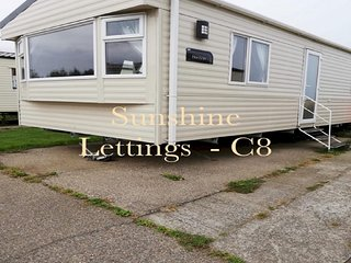 C8 Luxury Static Caravan For Hire