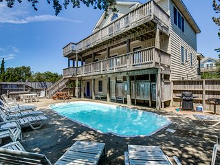 A Key to Paradise | 790 ft from the beach | Private Pool, Hot Tub | Corolla