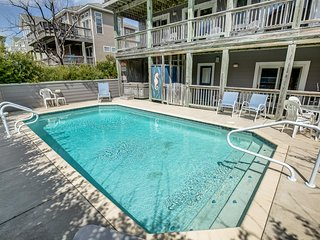 Beach'N and Wine'N | 650 ft from the beach | Private Pool, Hot Tub | Corolla
