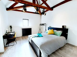Splendides chambres a louer a Charleroi