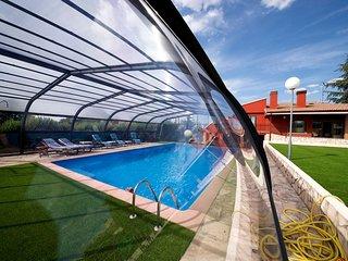 La Atalaya, espectacular casa con piscina a 10 min de Segovia