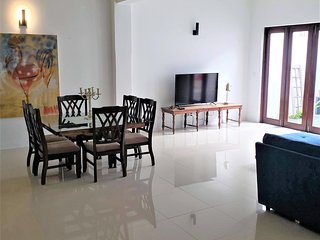 The Lofts of Old San Juan Unit 202 HUGE 2 Bed 2 bath for 6 Interior Terrace