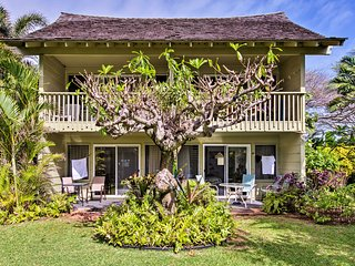 NEW! Beachfront Home w/ Pool ~9 Mi to Wailua Falls