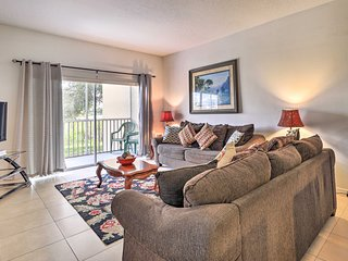 NEW! Condo w/ Resort Amenities - 5 Mi to Disney!