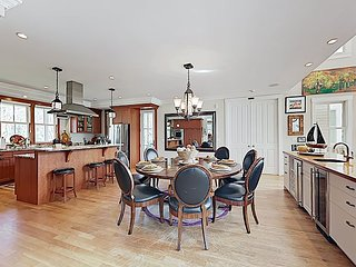 New Listing! Oak Bluffs Dream Home w/ Home Theater & Fireplaces