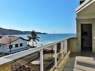 LA012E - Apartamento para aluguel de temporada - Praia de Bombas - Bombinhas SC