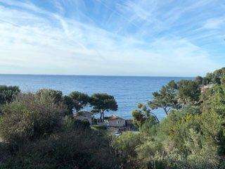 Villa vue mer 100m de la plage/crique