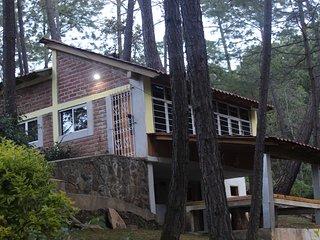 Cabanas El Encanto de Mazamitla.