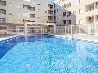 Beautiful apartment in Torrevieja w/ Outdoor swimming pool, Outdoor swimming poo