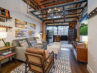 The 1865 Hip & Historic Home with Pool Patio - Near Downtown