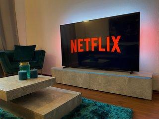 Gelsenkirchener 2 Zimmer Wohnung mit Netflix