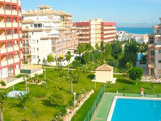 VDE-133 2 bed apartment close to beaches, restaurants and supermarket